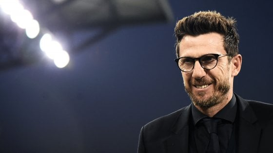 """Roma, Di Francesco: """"Successo da big, con la Juve in campo per vincere"""""""