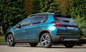Peugeot a tutto Sport utility vehicle, si comincia con la 2008