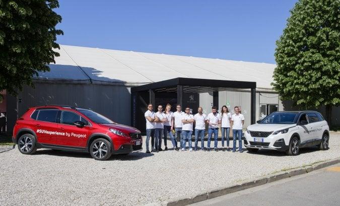Peugeot, sempre più Suv