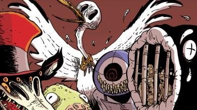 'Macerie prime. Sei mesi dopo', Zerocalcare chiude graphic novel: tavole in anteprima