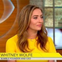Whitney Wolfe Herd, l'ape regina che ha rivoluzionato gli incontri online