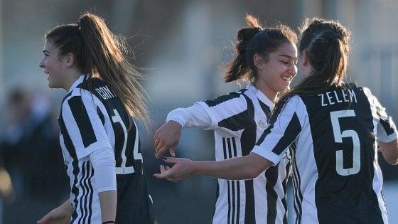 Juventus, anche le ragazze vogliono lo scudetto