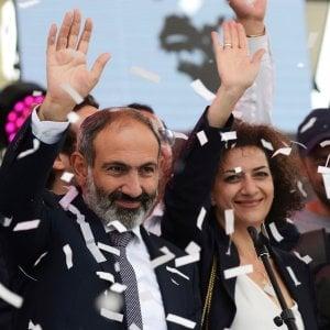 L'Armenia volta pagina, eletto il nuovo premier