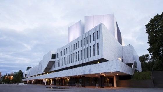 Helsinki festeggia uno dei più grandi architetti del '900