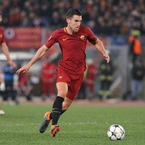 Roma, Strootman e Perotti puntano la Juve. E riecco anche Karsdorp