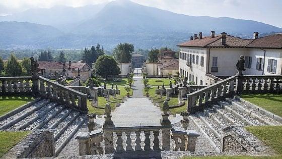 Dalla Campania al Monte Bianco. I dieci giardini da non perdere