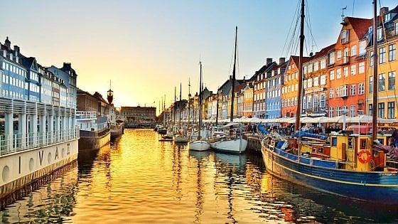 Ceramiche Di Copenaghen Prezzi.Copenhagen E Selandia Metropoli In Salsa Nordica Repubblica It