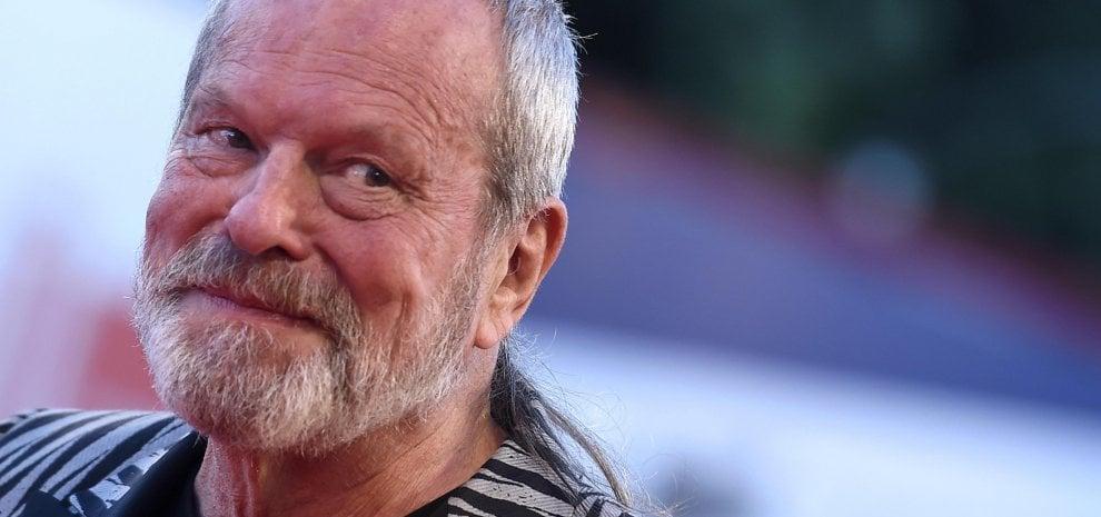 """Terry Gilliam, via libera per il suo 'Don Quixote': """"Non sono ancora morto, vengo a Cannes"""""""
