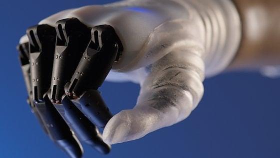 Hannes, è italiana la mano robotica più evoluta al mondo