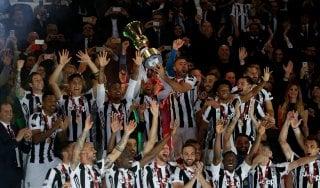 Juventus-Milan 4-0, i bianconeri conquistano la quarta Coppa Italia consecutiva: notte da incubo per Donnarumma