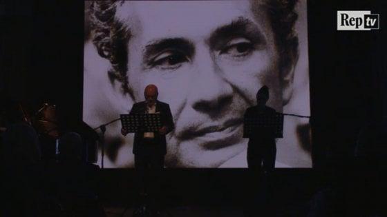 Luca Zingaretti legge Aldo Moro e commuove il pubblico e i social