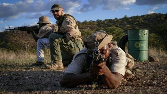 Protezione animali: il ranger torinese della Namibia