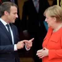 Macron rilancia l'Europa a più velocità dopo