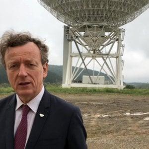 """Asi, il presidente Roberto Battiston: """"Trasparenza e competitività per le sfide nello spazio. Marte? Da conquistare con lo sforzo di tutti i Paesi"""""""