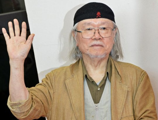 Maestro Leiji Matsumoto il papà di Capitan Harlock ospite d'onore di Lucca Comics