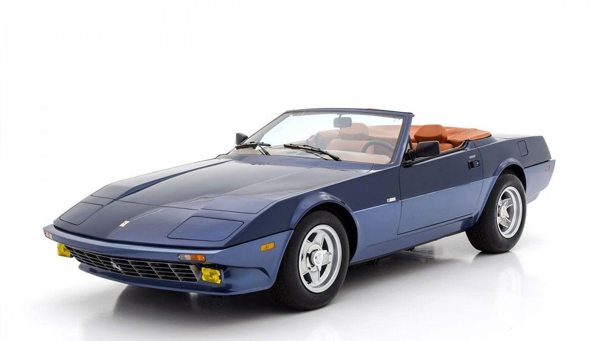 Ferrari in vendita il pezzo unico la spider come regalo for Moto usate in regalo