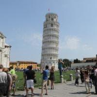 La Torre di Pisa è sopravvissuta ai terremoti grazie alla sua pendenza