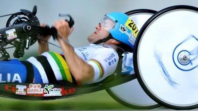 Pioggia di ori, Italia leader nei ranking il bottino belga del ciclismo paralimpico