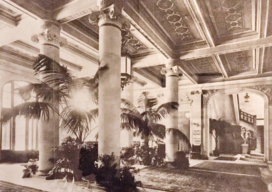 Palermo, arte come fantasmi nell'hotel senza tempo dove Raymond Roussel morì
