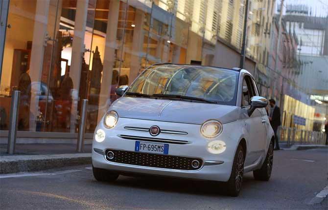Due milioni di Fiat 500, che festa