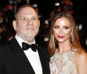 """Weinstein, Georgina Chapman: """"La mia vita distrutta, piango per i miei figli"""""""