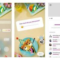 Instagram, ora ai sondaggi si risponde modulando le emoji
