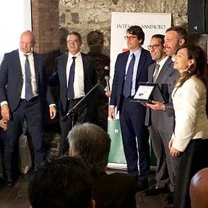 Pistì, premiata da Banca Intesa come eccellenza del made in Italy