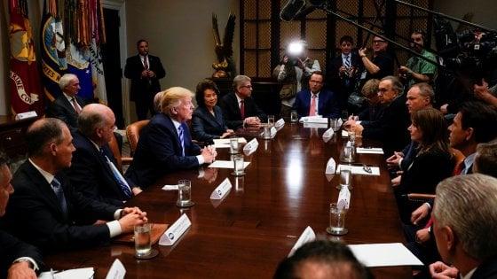 Trump pronto ad imporre dazi del 20% sulle auto importate