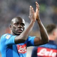 Napoli, i rimpianti di Koulibaly: