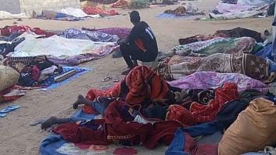 Niger, i sudanesi prima accolti, poi ricacciati  e abbandonati nel deserto