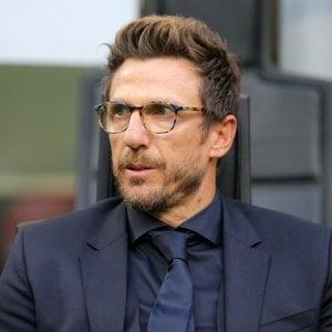 """Roma, Di Francesco: """"Un pari con la Juve? In Champions meglio noi, quindi..."""""""