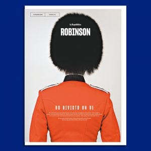 Robinson, la rivincita della monarchia