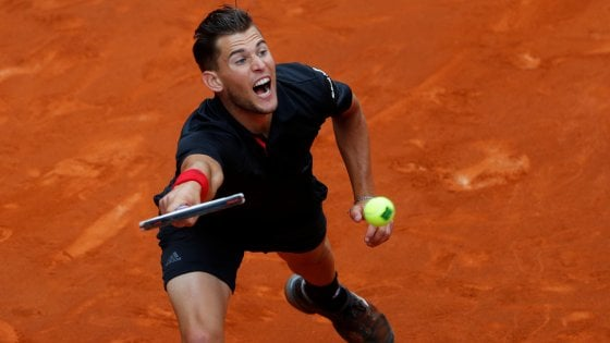Tennis, Madrid: Thiem batte Anderson. In finale con Zverev