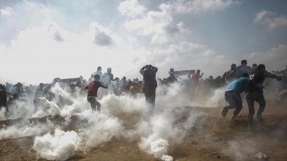 Razzi ed esplosioni, Israele colpisce il nord della Striscia di Gaza