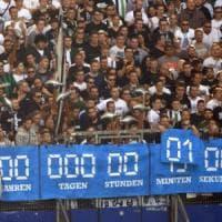 Germania, l'orologio ha finito di battere: Amburgo retrocesso per la prima volta