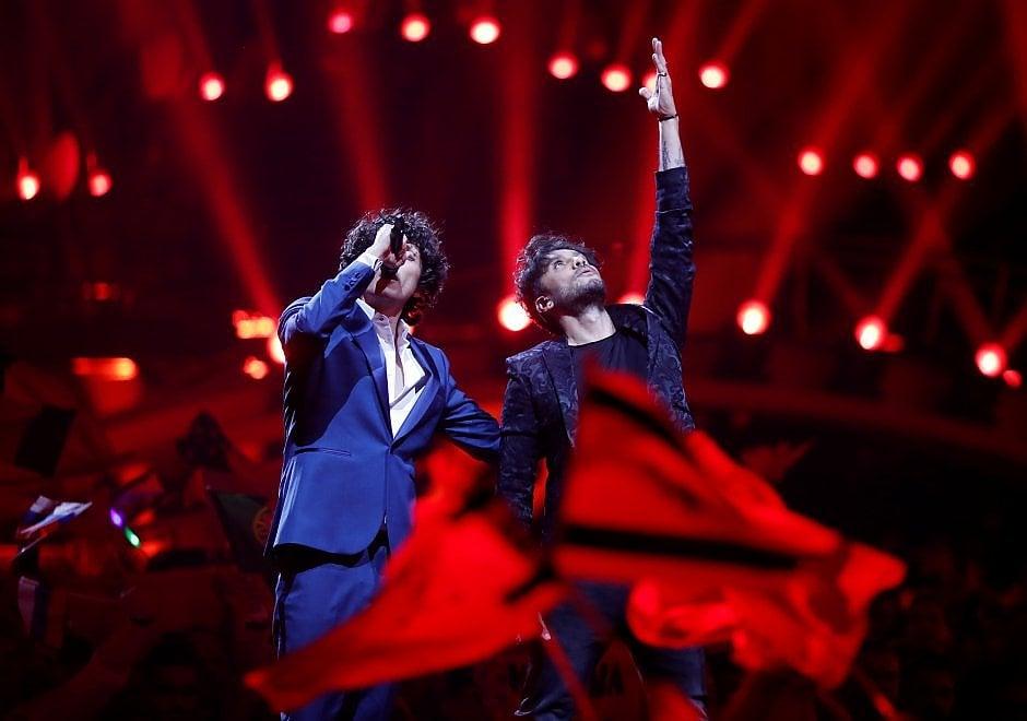 Eurovision 2018, il supershow in scena a Lisbona