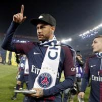 Il Psg blinda Neymar: ''Resta con noi al 2000%''