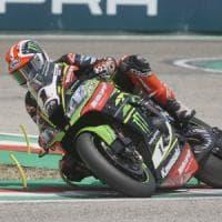Superbike, Gp Italia: Rea da record, doppietta a Imola