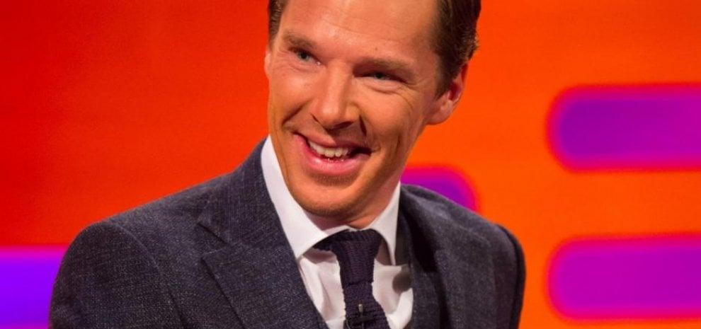 """Cumberbatch dalla parte delle donne: """"Non accetterò ruoli nei film senza parità salariale"""""""