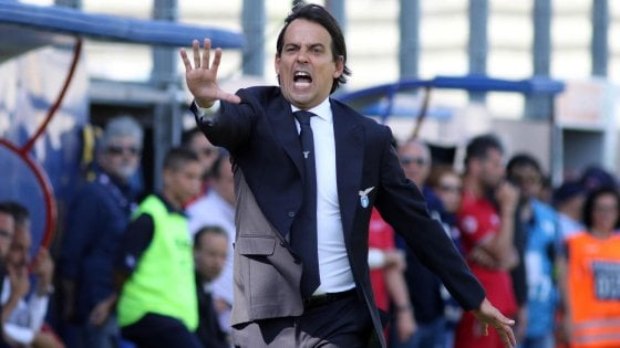 Lazio, Inzaghi: ''Occasione persa, è destino giocarsi tutto all'ultimo''