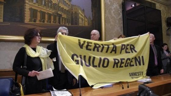 Regeni, la mamma di Giulio annuncia: sciopero della fame per la scarcerazione dell'attivista Amal Fathy