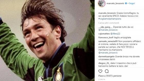 """Corsa Champions, l'Inter ringrazia Zenga per aver fermato la Lazio. Brozovic: """"Ora tocca a noi"""""""