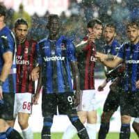 Atalanta-Milan 1-1: Masiello in extremis replica a Kessié, rossoneri in Europa