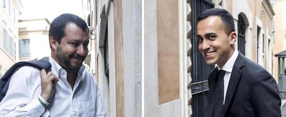 """Governo in alto mare. Di Maio da Mattarella: """"Abbiamo chiesto altro tempo, non facciamo nomi"""". Salvini: """"Leader M5S premier? No"""""""