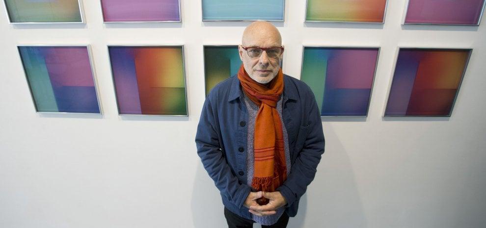 """I 70 anni di Brian Eno: """"La mia musica sospesa nell'universo, importante e irrilevante"""""""