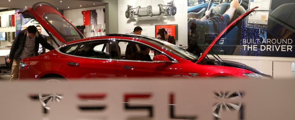 Tesla, lo sbarco in Cina