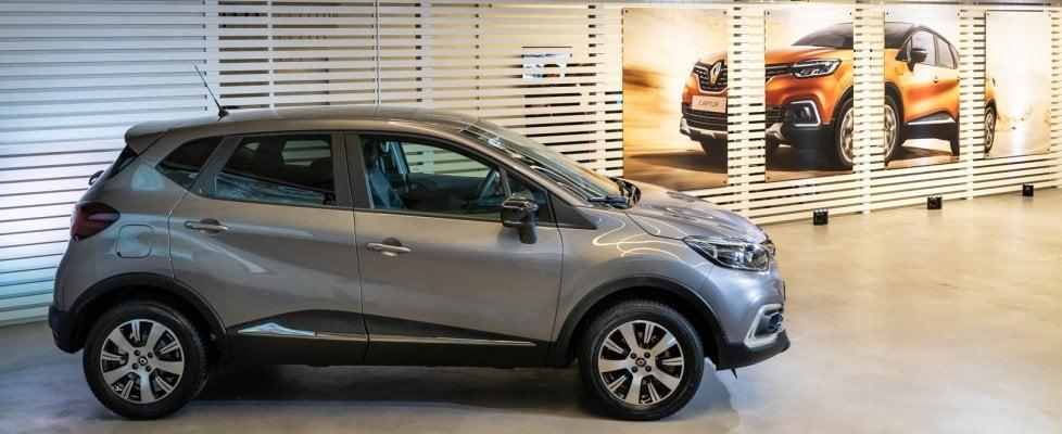 Captur Sport Edition, Renault rilancia così