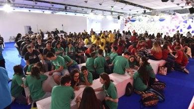 In 400 invadono il Salone: è la finale  dei Comix Games -   fotogallery