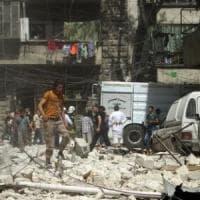 Aleppo, il deserto della distruzione e il complesso lavoro per il ritorno alla normalità