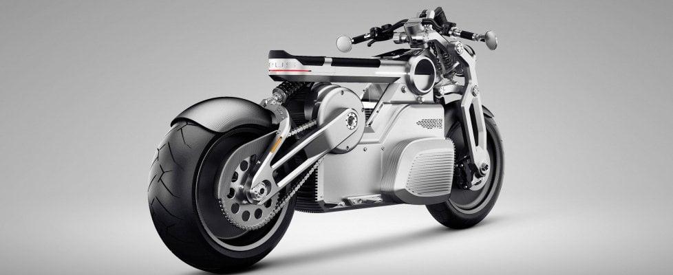 Zeus, la prima moto elettrica con un po' di poesia